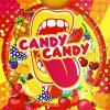 Flavor :  Candy Candy by Big Mouth